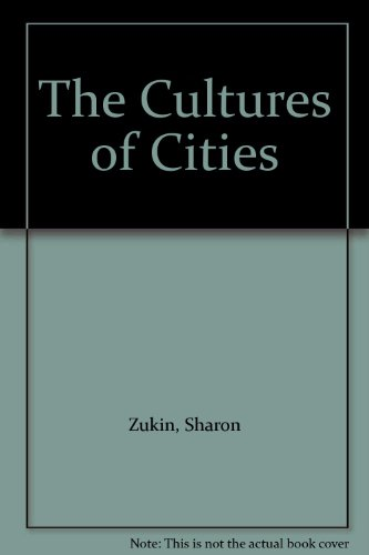9781557864369: Cultures of Cities