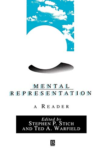 9781557864772: Mental Representation: Formation, Implementation, and Evolution: A Reader