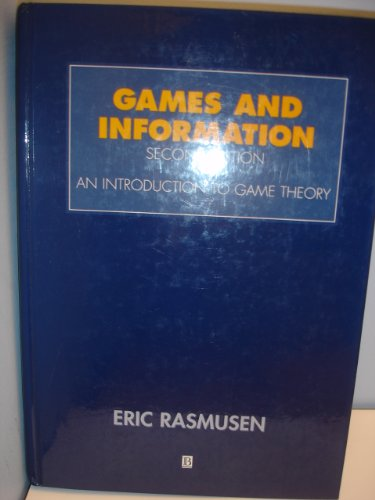9781557865021: Games and Information