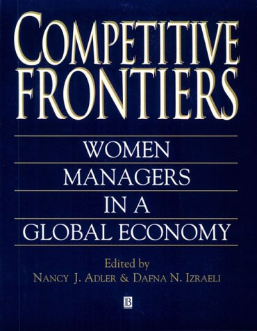 9781557865106: Competitive Frontiers: Women Managers in a Global Economy