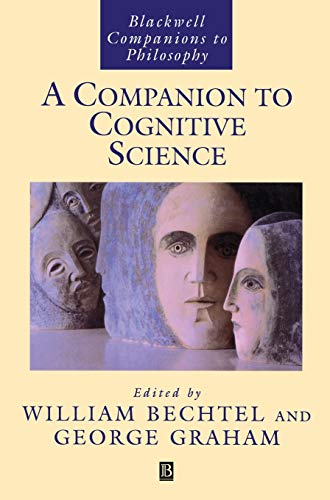 9781557865427: A Companion to Cognitive Science (Blackwell Companions to Philosophy)