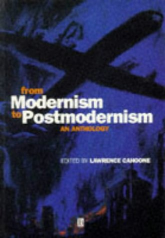9781557866035: From Modernism to Postmodernism (Blackwell Philosophy Anthologies)