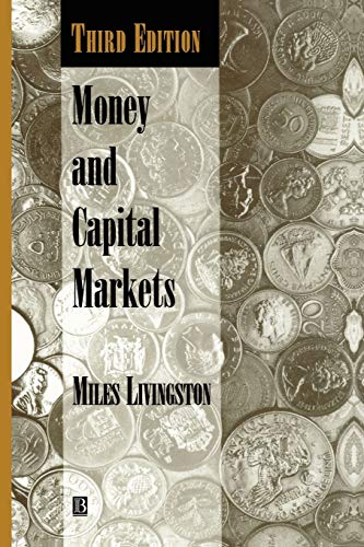 9781557868848: Money and Capital Markets