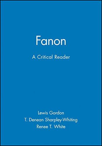 Fanon: A Critical Reader (Hardback): Lewis R. Gordon