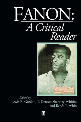 9781557868954: Fanon: A Critical Reader (Blackwell Critical Reader)