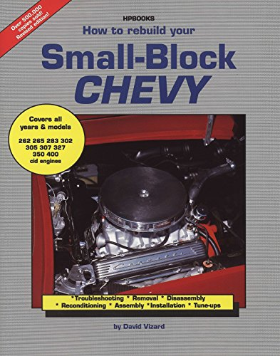 9781557880291: How to Rebuild Your Small-Block Chevy