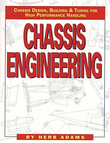 9781557880550: Chassis Engineering: Chassis Design, Building & Tuning for High Performance Cars