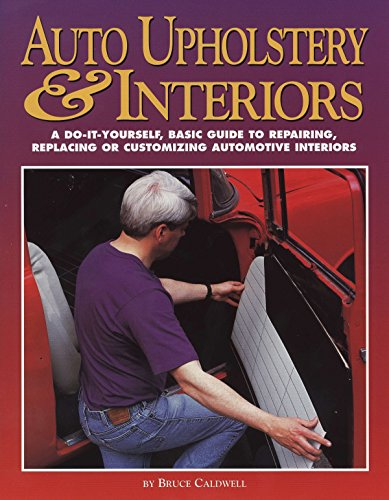 9781557882653 auto upholstery hp1265 abebooks bruce caldwell 1557882657. Black Bedroom Furniture Sets. Home Design Ideas