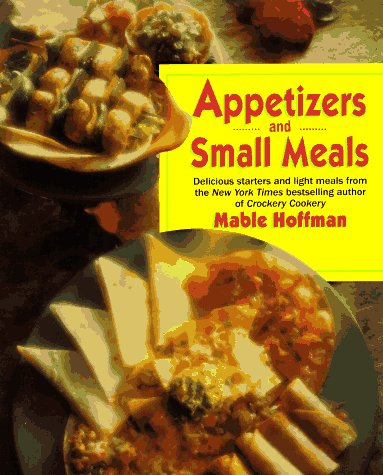 9781557882776: Appetizers and Small Meals