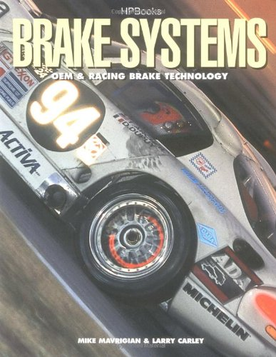 9781557882813: Brake Systems: OEM & Racing Brake Technology
