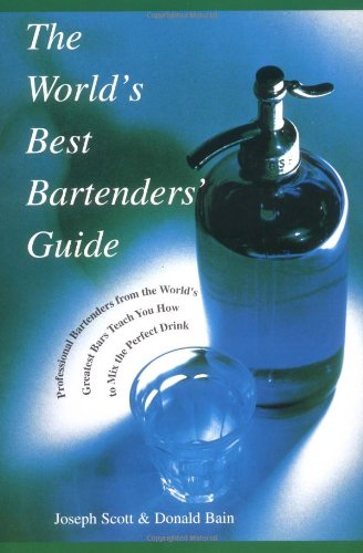 The World's Best Bartenders' Guide