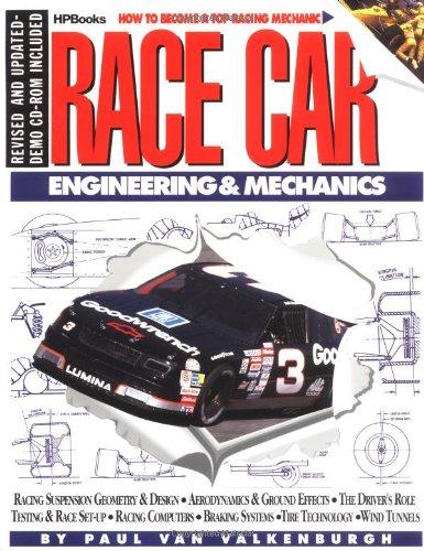 9781557883667: Race Car Engineering and Mechanics