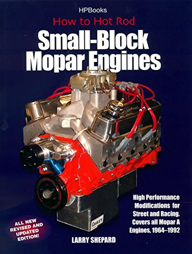 9781557884053: How to Hot Rod Small-Block Mopar Engines