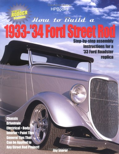 9781557884794: How to Build a 1933-1934 Ford Street Rod HP1479 (Kit Car)