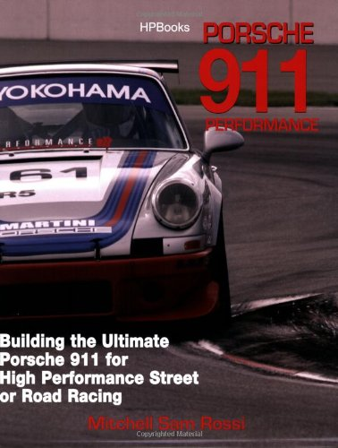 9781557884893: Porsche 911 HP1489: Building the Ultimate 911 for High Performance Street or Road Racing