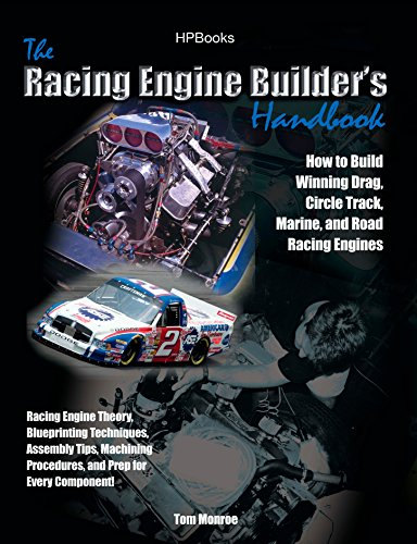 9781557884923: Racing Engine Builder's HandbookHP1492: How to Build Winning Drag, Circle Track, Marine and Road RacingEngines