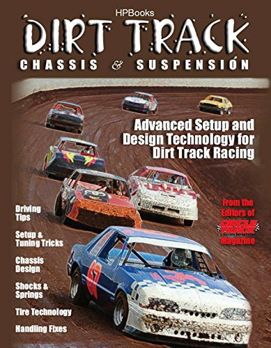 9781557885111: Dirt Track Chassis and Suspension: Advanced Setup and Design Technology for Dirt Track Racing