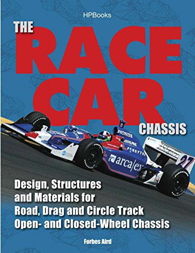 9781557885401: The Race Car Chassis: Design, Structures and Materials for Road, Drag and Circle Track Open- And Closed-Wheel Chassis