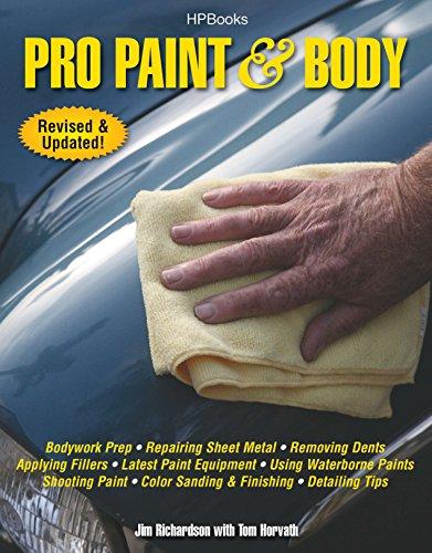 9781557885630: Pro Paint & Body HP1563