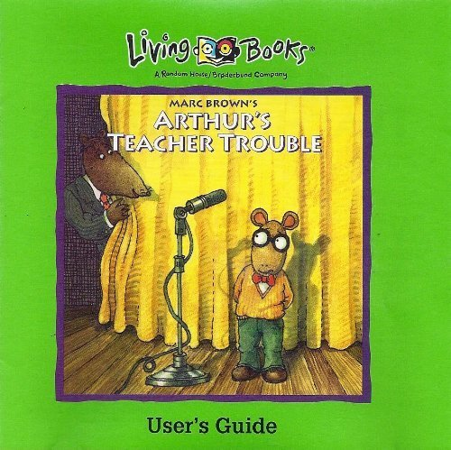 9781557907547: Arthur's Teacher Trouble