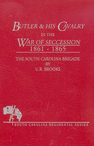 9781557930286: Butler and His Cavalry in the War of Secession 1861-1865