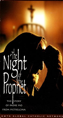 9781557941893: The Night of the Prophet: The Story Of Padre Pio From Pietrelcina[VHS]