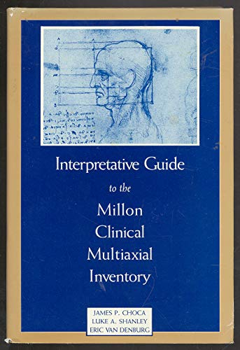 9781557981462: Interpretative Guide to the Millon Clinical Multiaxial Inventory