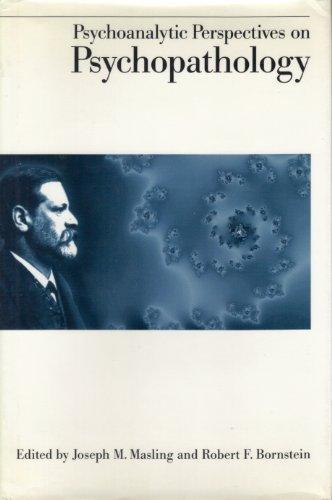 9781557982117: Psychoanalytic Perspectives on Psychopathology (EMPIRICAL STUDIES OF PSYCHOANALYTICAL THEORIES) (v. 4)