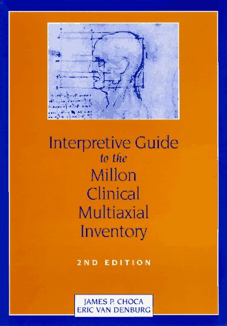 9781557983831: Interpretive Guide to the Millon Clinical Multiaxial Inventory