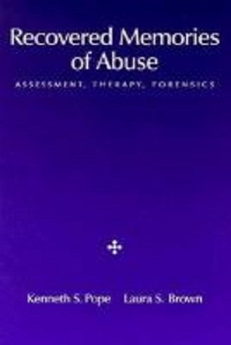 9781557983954: Recovered Memories of Abuse: Assessment, Therapy, Forensics (Psychotherapy Practitioner Resource Books)