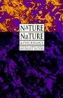 9781557983961: Nature, Nurture, and Psychology