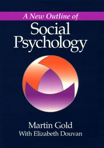 9781557984081: A New Outline of Social Psychology