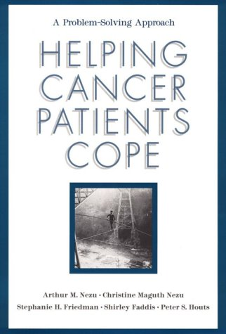 9781557985330: Helping Cancer Patients Cope: A Problem-Solving Approach