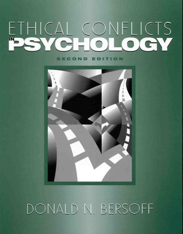 9781557985996: Ethical Conflicts in Psychology