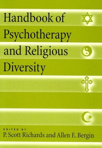9781557986245: Handbook of Psychotherapy and Religious Diversity