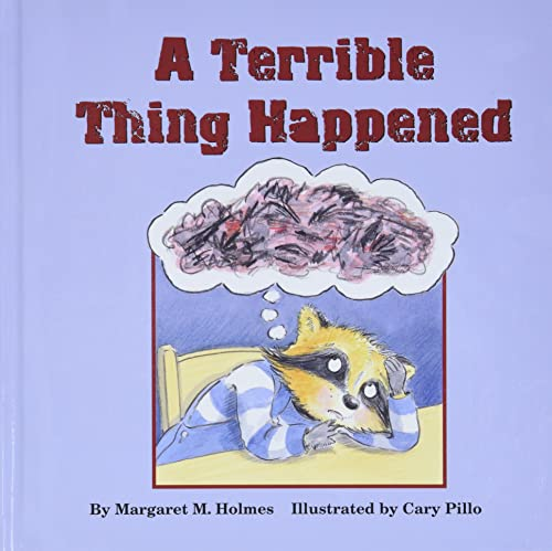 9781557986429: A Terrible Thing Happened: A Story for Children Who Have Witnessed Violence or Trauma