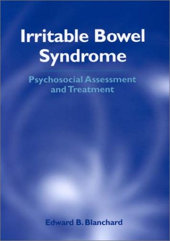 9781557987303: Irritable Bowel Syndrome: Psychosocial Assessment and Treatment