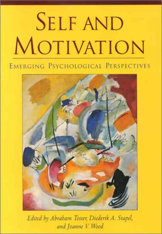 9781557988836: Self and Motivation: Emerging Psychological Perspectives