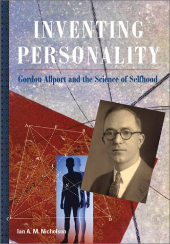 9781557989291: Inventing Personality: Gordon Allport and the Science of Selfhood