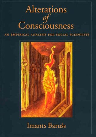 9781557989932: Alterations of Consciousness: An Empirical Analysis for Social Scientists
