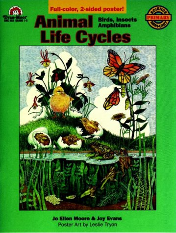 9781557990938: Animal Life Cycles (Emc-803)