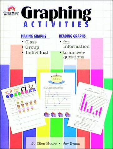 9781557991249: Graphing Activities