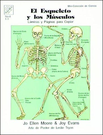9781557992369: El Esqueleto y los Musculos (Spanish Edition)