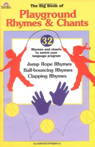 9781557992666: Big Book of Playground Rhymes and Chants