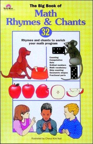 Big Book of Math Rhymes and Chants: Moore, Jo Ellen, Deweese, Robert