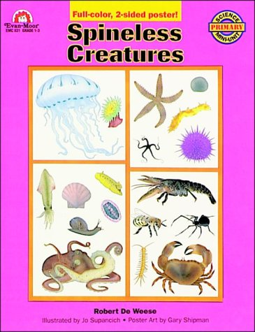 9781557992918: Spineless Creatures (Primary Science Mini-Unit)