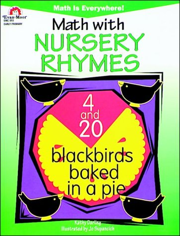 Math with Nursery Rhymes (1557993211) by Darling, Kathy