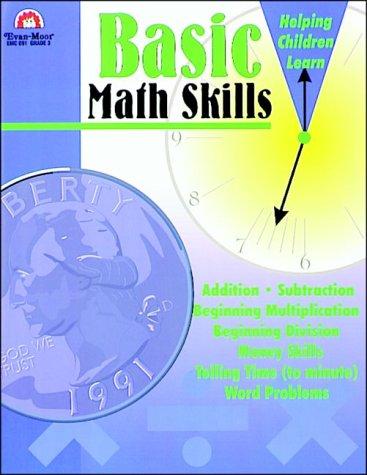 9781557993359: Basic Math Skills: Grade 3 (Helping Children Learn)
