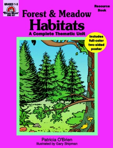 9781557993878: Forest and Meadow Ha (Habitats)