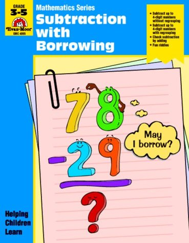 9781557994639: Subtraction with Borrowing (Mathematics Series)